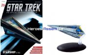 Star Trek Official Starships Collection #026 Tholian Ship Eaglemoss